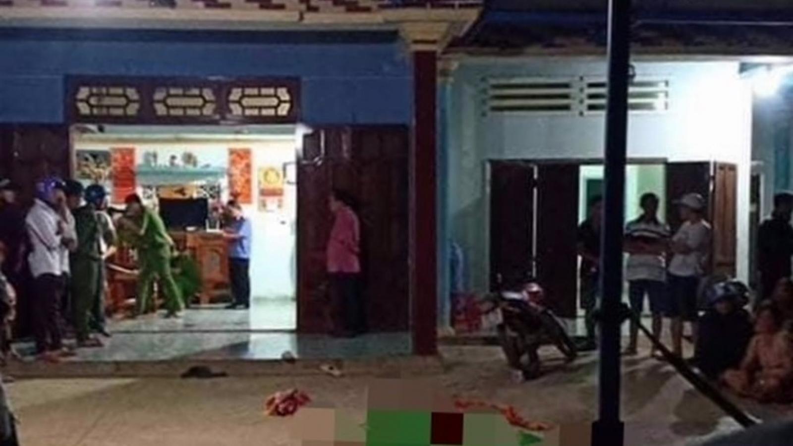 Nóng 24h: Truy bắt đối tượng gây ra 2 vụ nổ súng khiến 4 người thương vong