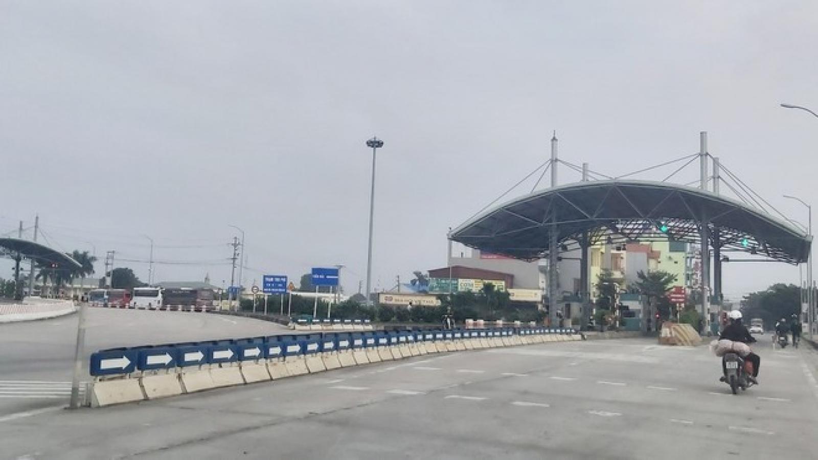 Truy bắt đối tượng nổ súng bắn người tại trạm thu phí ở Thái Bình