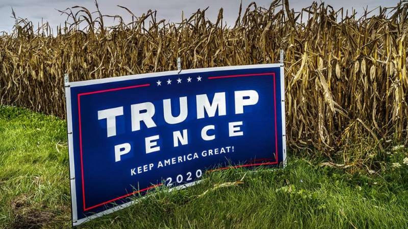 Chao đảo vì thương chiến và Covid-19, nhóm cử tri nông dân vẫn bỏ phiếu cho Trump