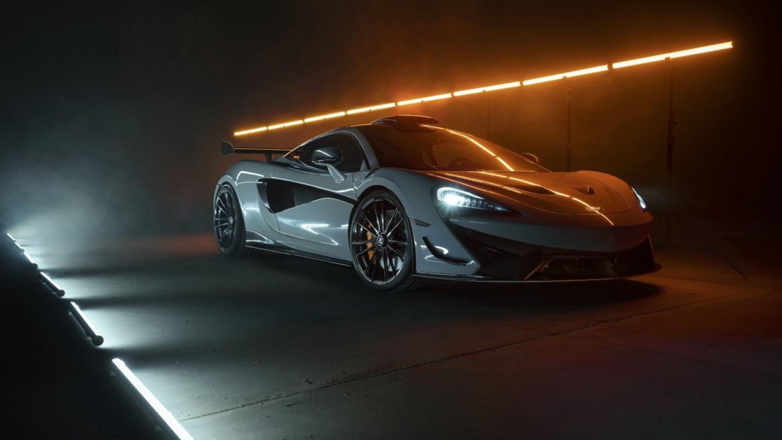 Novitec ra mắt gói nâng cấp dành cho siêu xe McLaren 620R