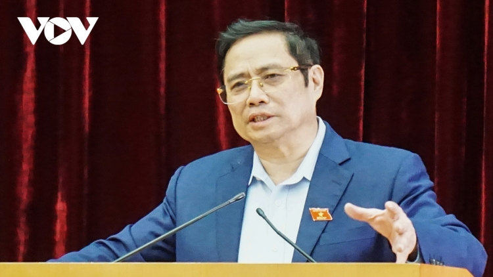"""Ông Phạm Minh Chính: """"Xứng tầm với trường Đảng mang tên Chủ tịch Hồ Chí Minh"""""""