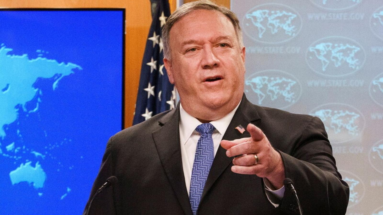 Chuyến thăm chưa từng có tiền lệ của Ngoại trưởng Mỹ Pompeo ở Israel