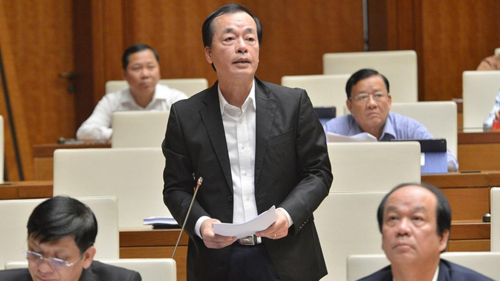 Bộ trưởng Xây dựng Phạm Hồng Hà: Quy hoạch treo có phần do địa phương nóng vội