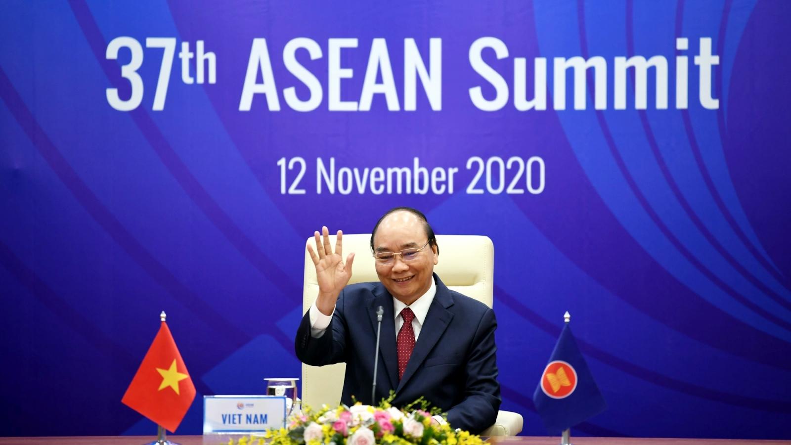 Bất chấp Covid-19, Việt Nam vẫn hoàn thành xuất sắc vai trò Chủ tịch ASEAN 2020