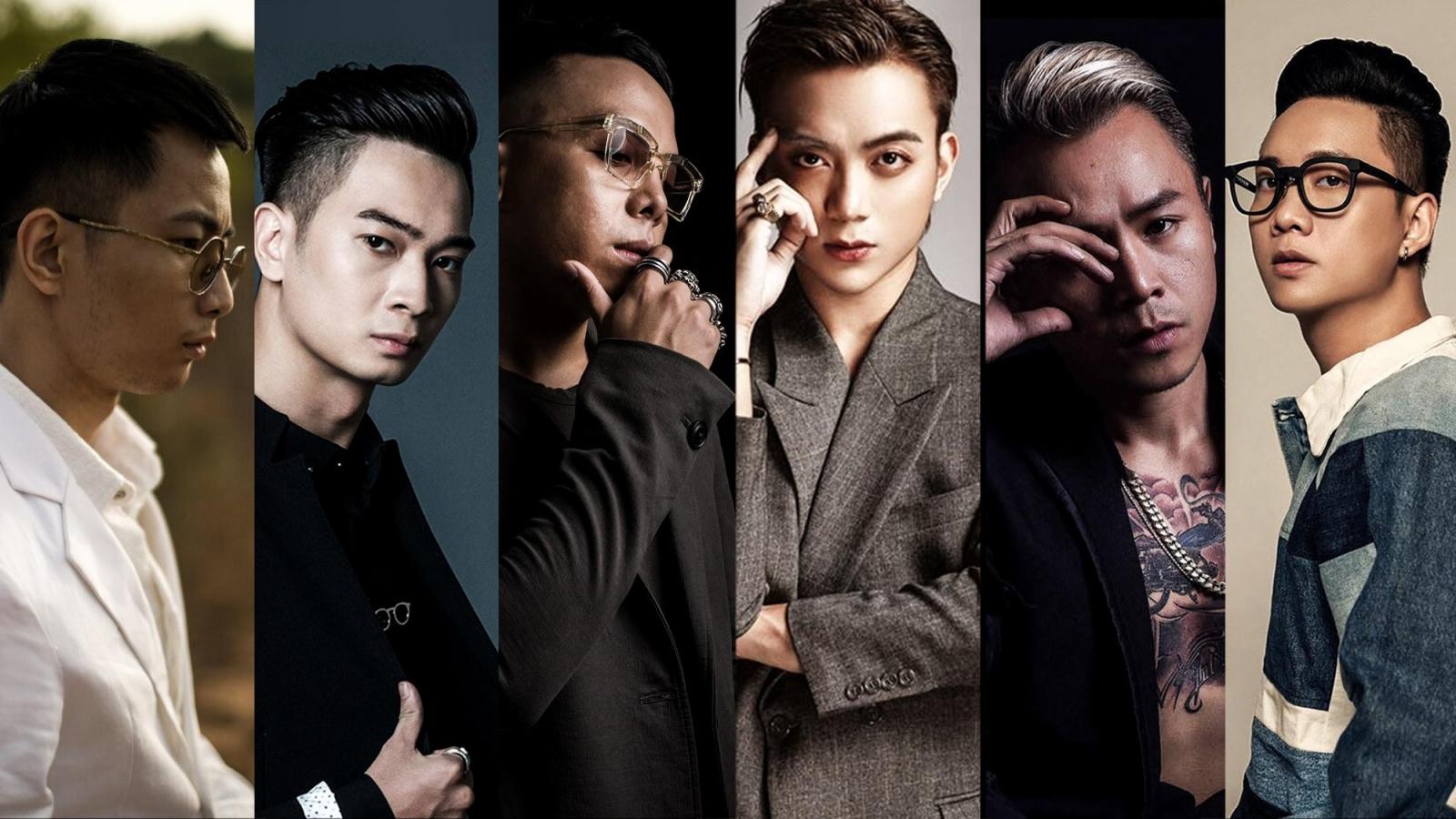 Touliver, Binz và dàn thí sinh Rap Việt tổ chức show diễn ủng hộ đồng bào miền Trung