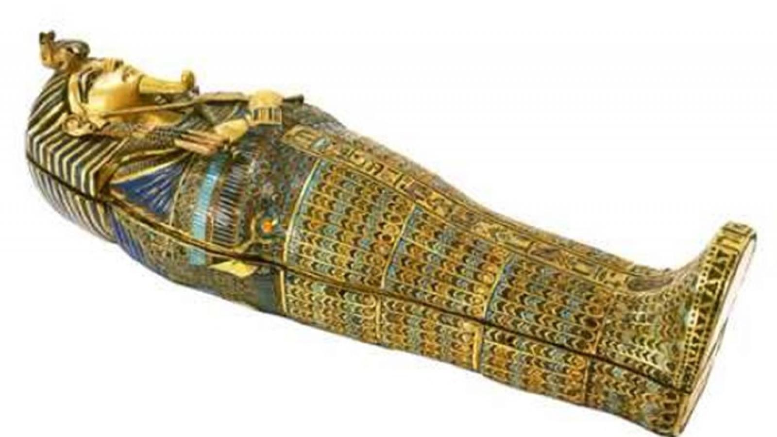 Ai Cập trưng bày hơn 100 quan tài có niên đại 2.500 năm
