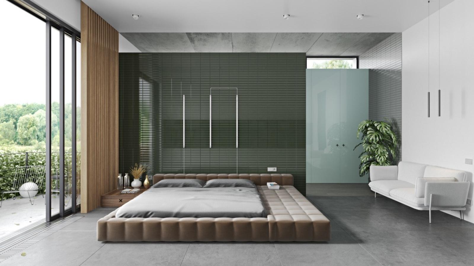 Những căn phòng ngủ đầy cảm hứng nhờ các mẹo trang trí nghệ thuật