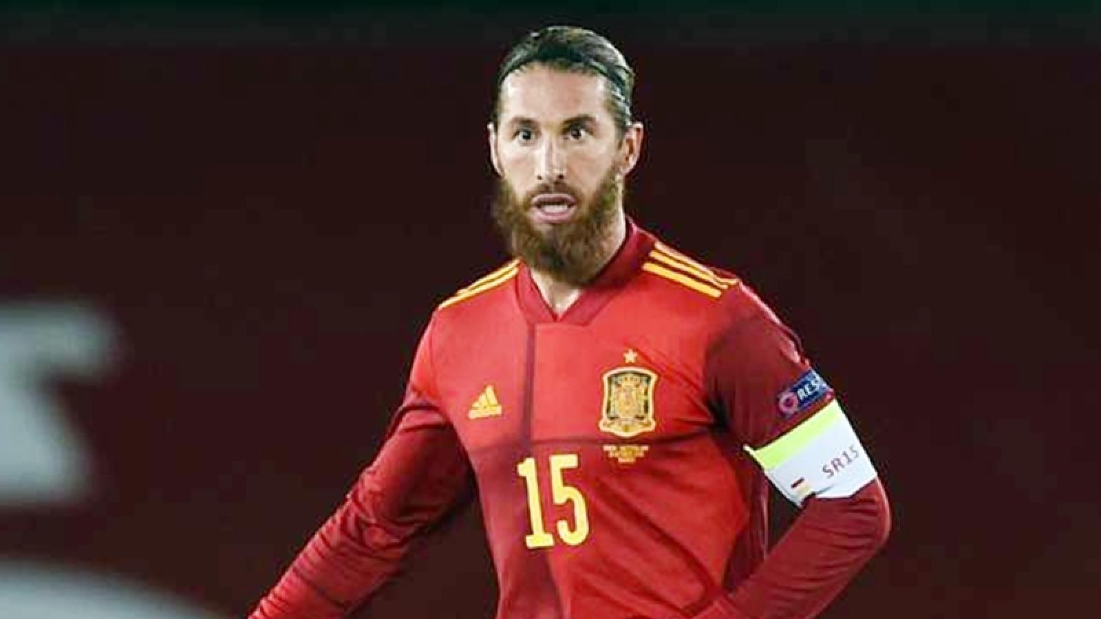 Ramos cân bằng kỷ lục ấn tượng của Buffon
