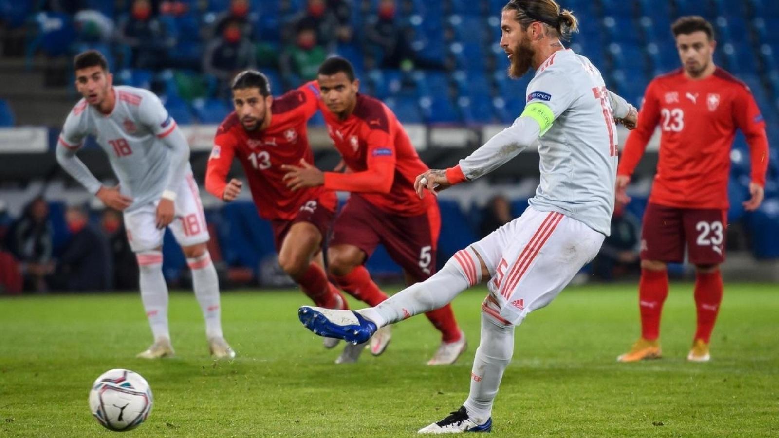 2 lần đá hỏng phạt đền trong trận, Sergio Ramos vẫn được bảo vệ