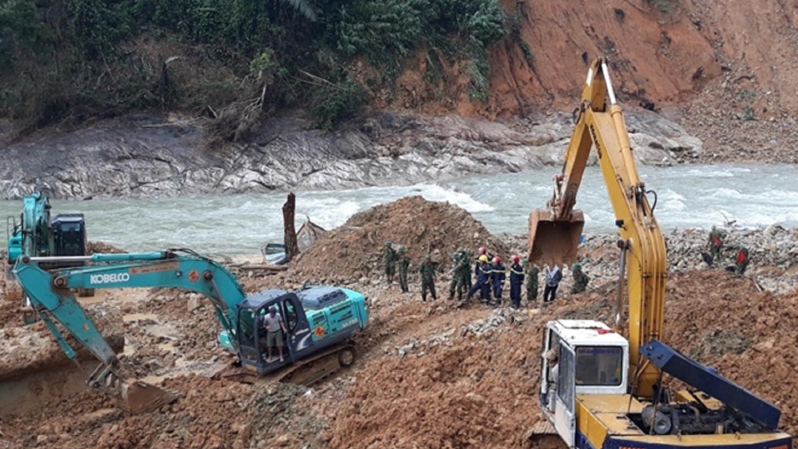 Thừa Thiên Huế thông tuyến trở lại đường 71 vào Thủy điện Rào Trăng 3