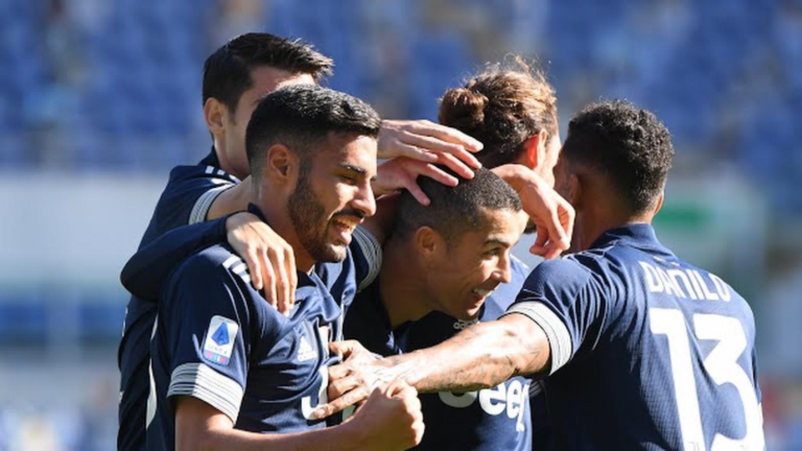 "Lazio 1-1 Juventus: ""Lão bà"" nhận tin dữ từ Ronaldo"