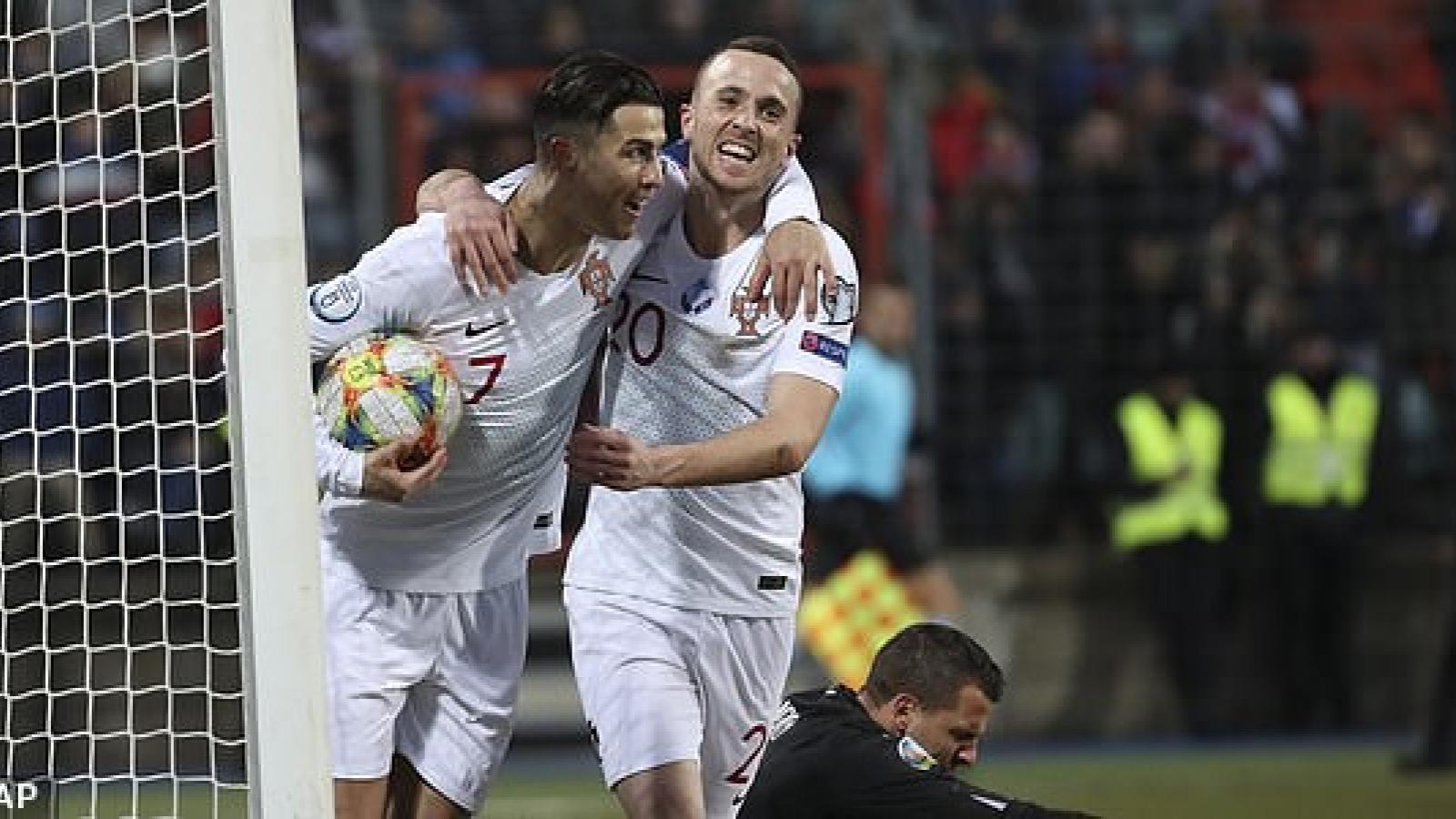 Ngày này năm xưa: Ronaldo & Bruno Fernandes đưa Bồ Đào Nha đến EURO 2020