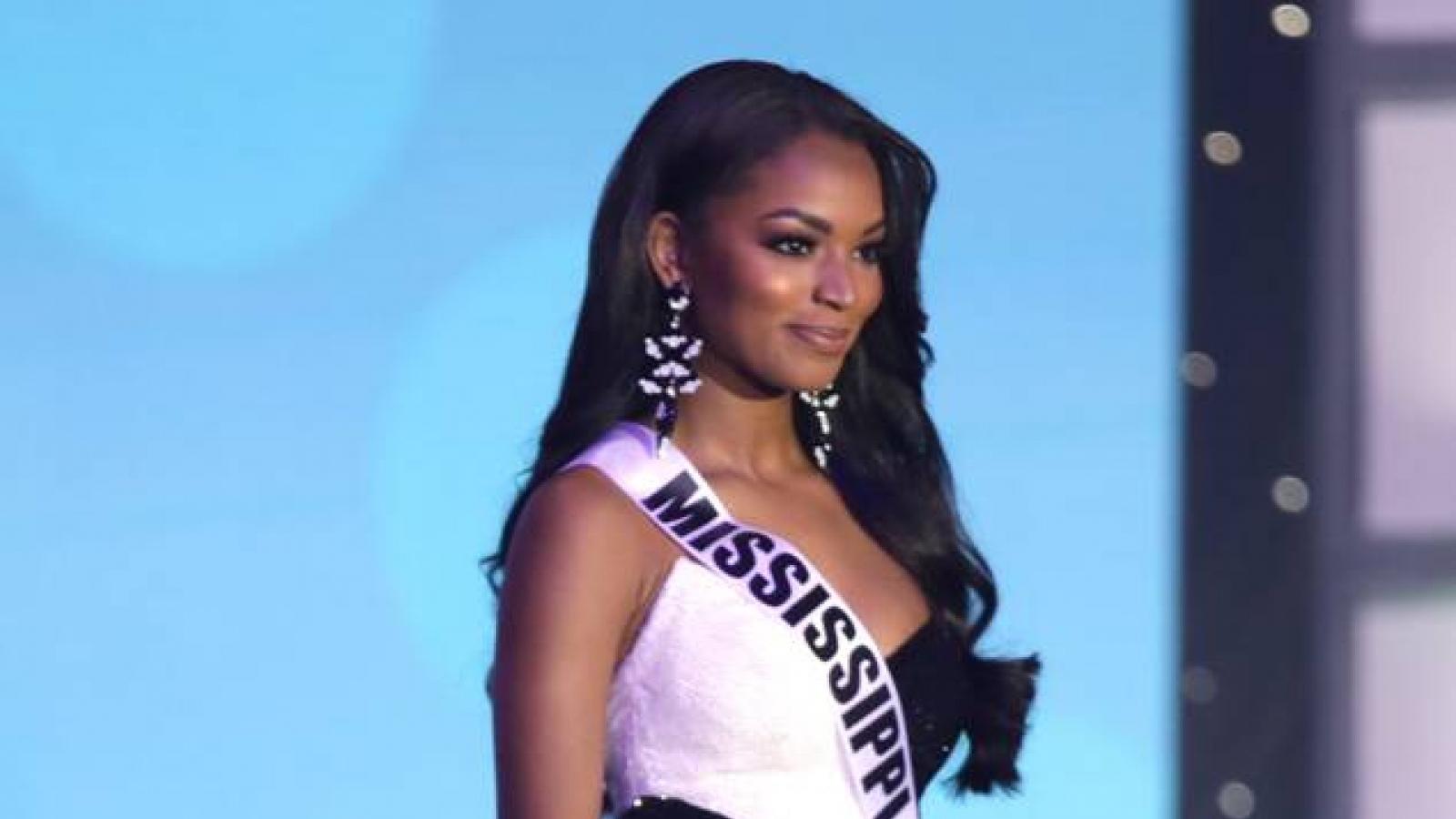 Người đẹp 22 tuổi đăng quang Hoa hậu Mỹ 2020