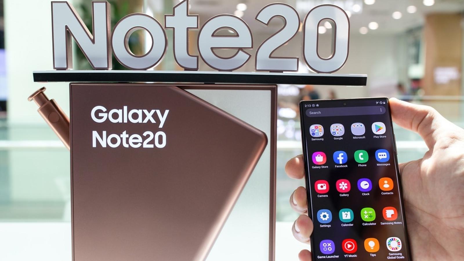Tốc độ iPhone 12 Pro và Galaxy Note20 Ultra đối đầu ra sao?