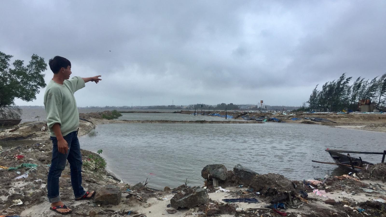 Quảng Nam nỗ lực khôi phục sản xuất sau bão để kịp đón Tết Nguyên đán
