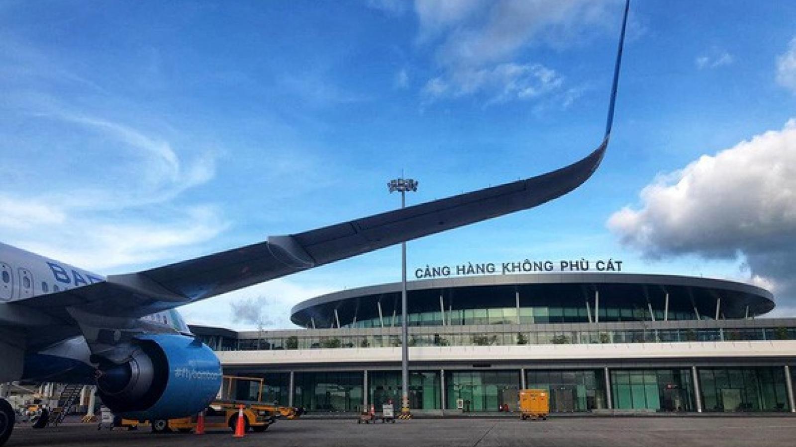"""Cục Hàng không yêu cầu lên kịch bản, kể cả đóng cửa sân bay vì """"siêu bão"""" Goni"""