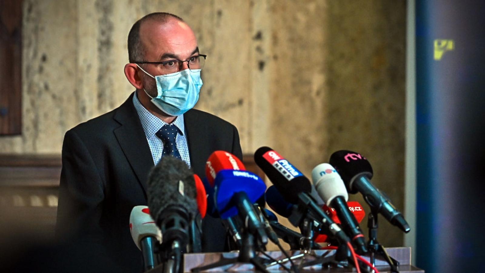 Cộng hòa Séc gia hạn tình trạng khẩn cấp kiểm soát dịch Covid-19