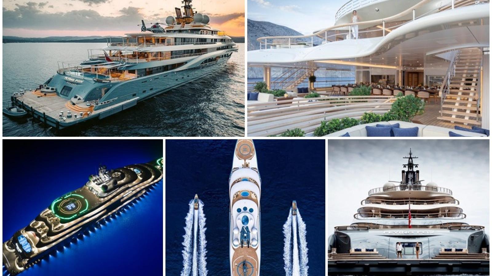 Khám phá siêu du thuyền đắt nhất thế giới