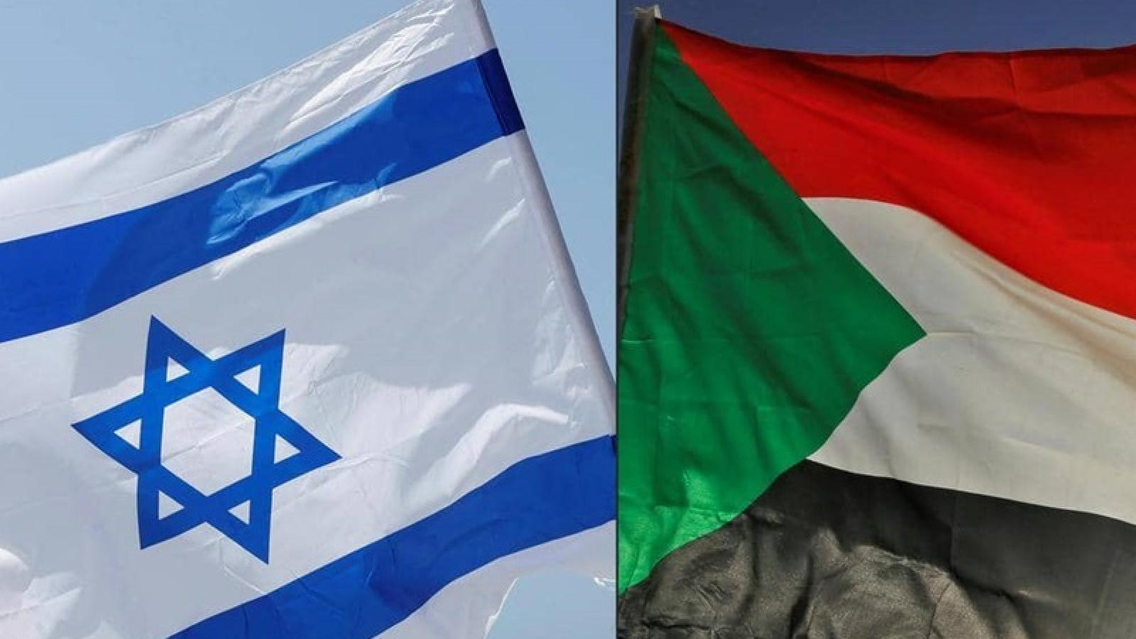 Sudan và Israel thúc đẩy hòa bình, phát triển ở Trung Đông