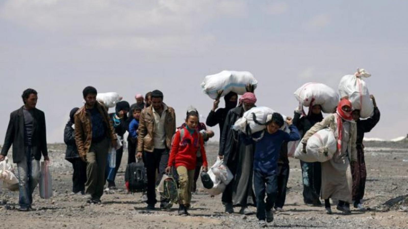 Syria tìm cách đưa người tị nạn hồi hương