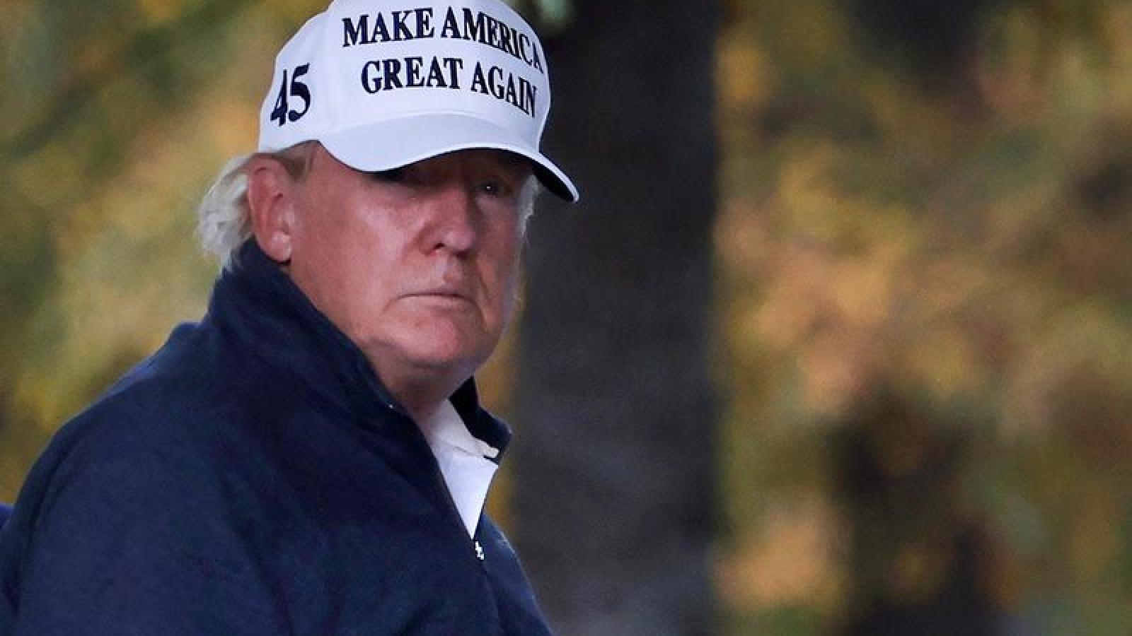 Tổng thống Trump bắt đầu gấp rút thực hiện cuộc chiến pháp lý