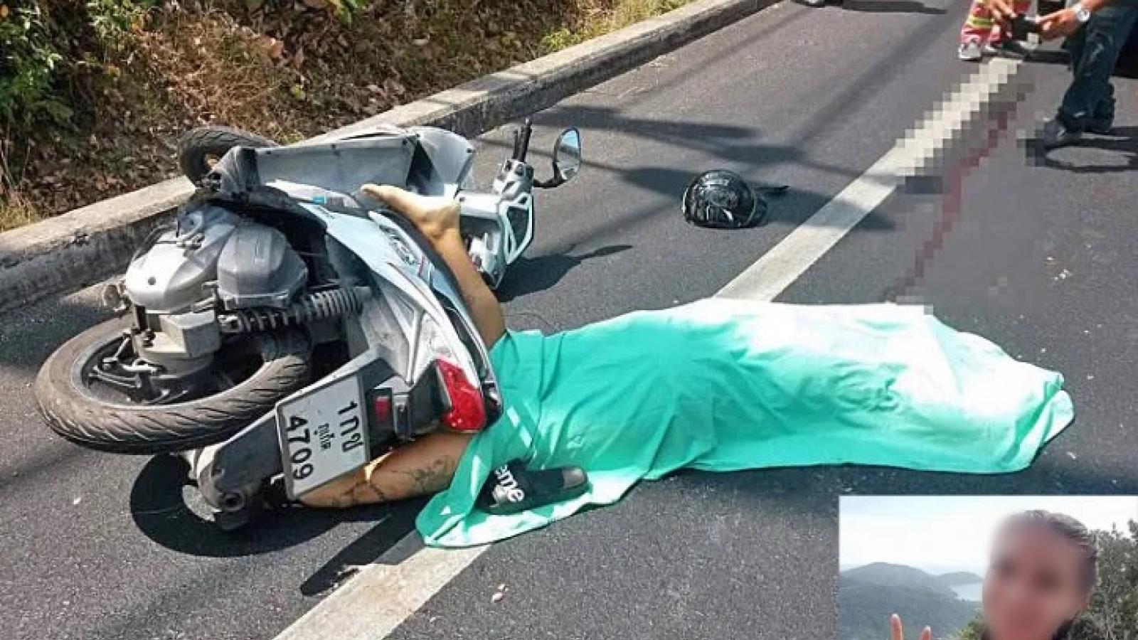 Thái Lan có 82 người chết do tai nạn giao thông vào dịp nghỉ lễ