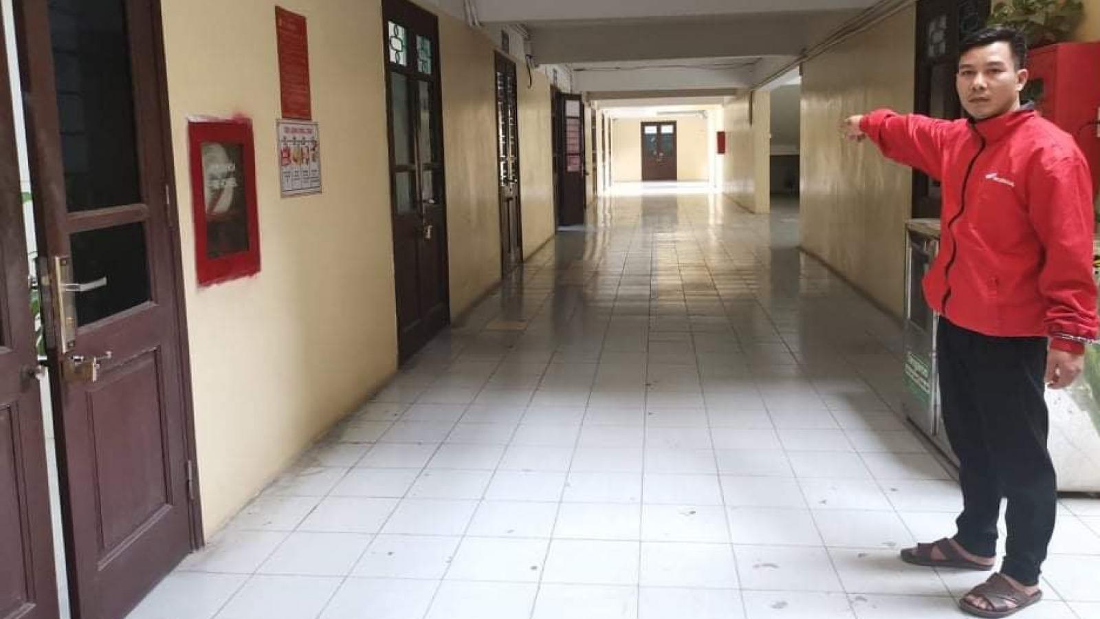 Bắt đối tượng đột nhập 12 phòng của UBND huyện Phúc Thọ