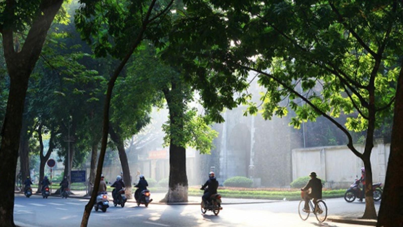 Thời tiết ngày 3/11: Hà Nội không mưa, trời hửng nắng