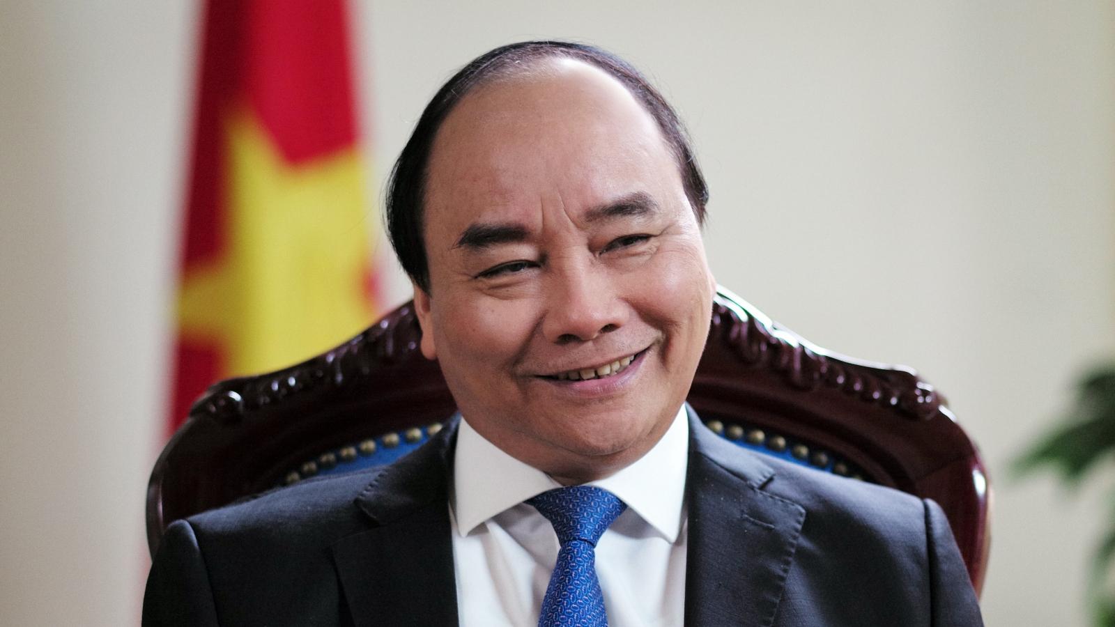 Thủ tướng Nguyễn Xuân Phúc sẽ tham dự Hội nghị Cấp cao APEC lần thứ 27