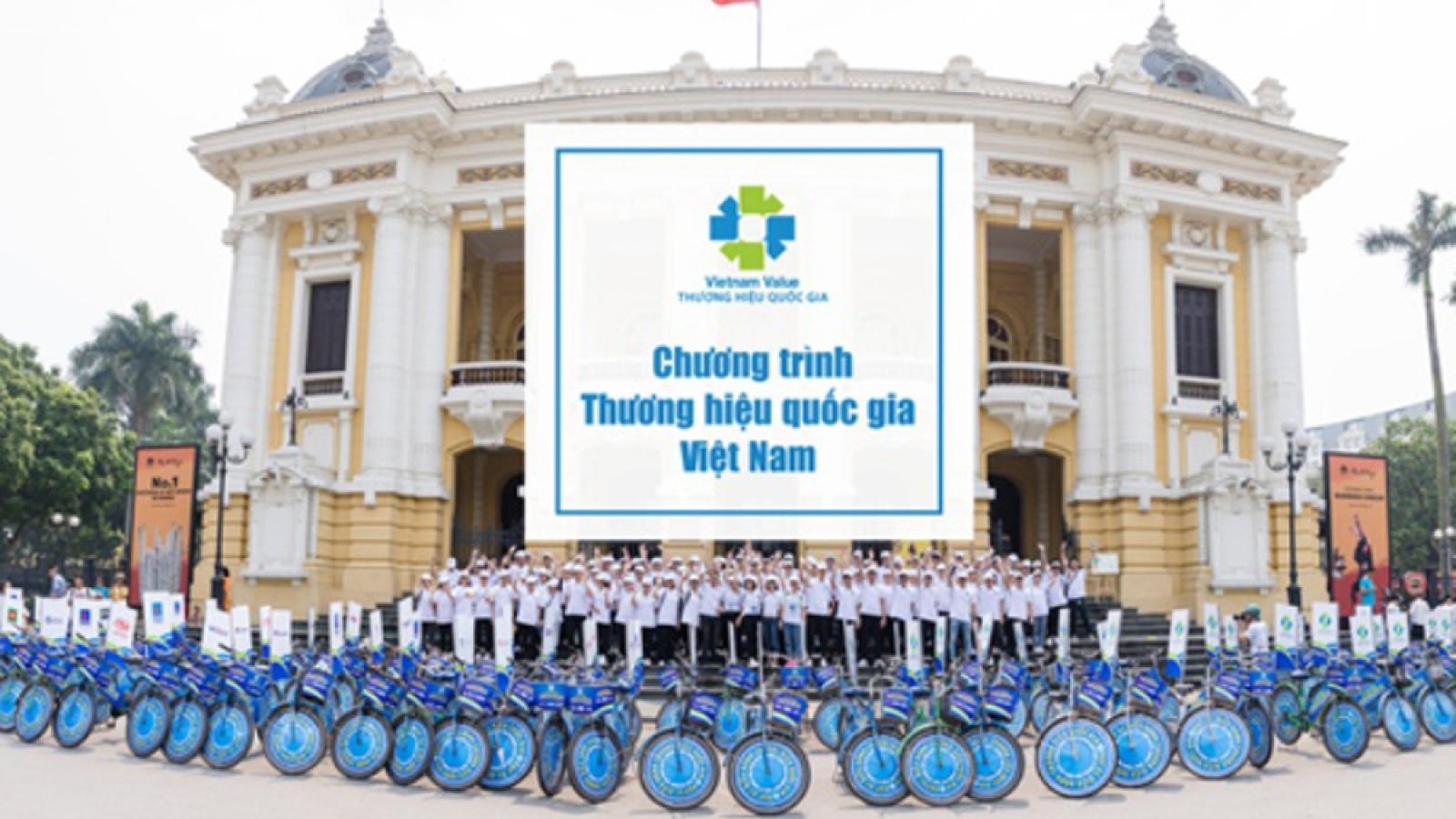 Tối nay 25/11 công bố sản phẩm đạt Thương hiệu quốc gia Việt Nam năm 2020