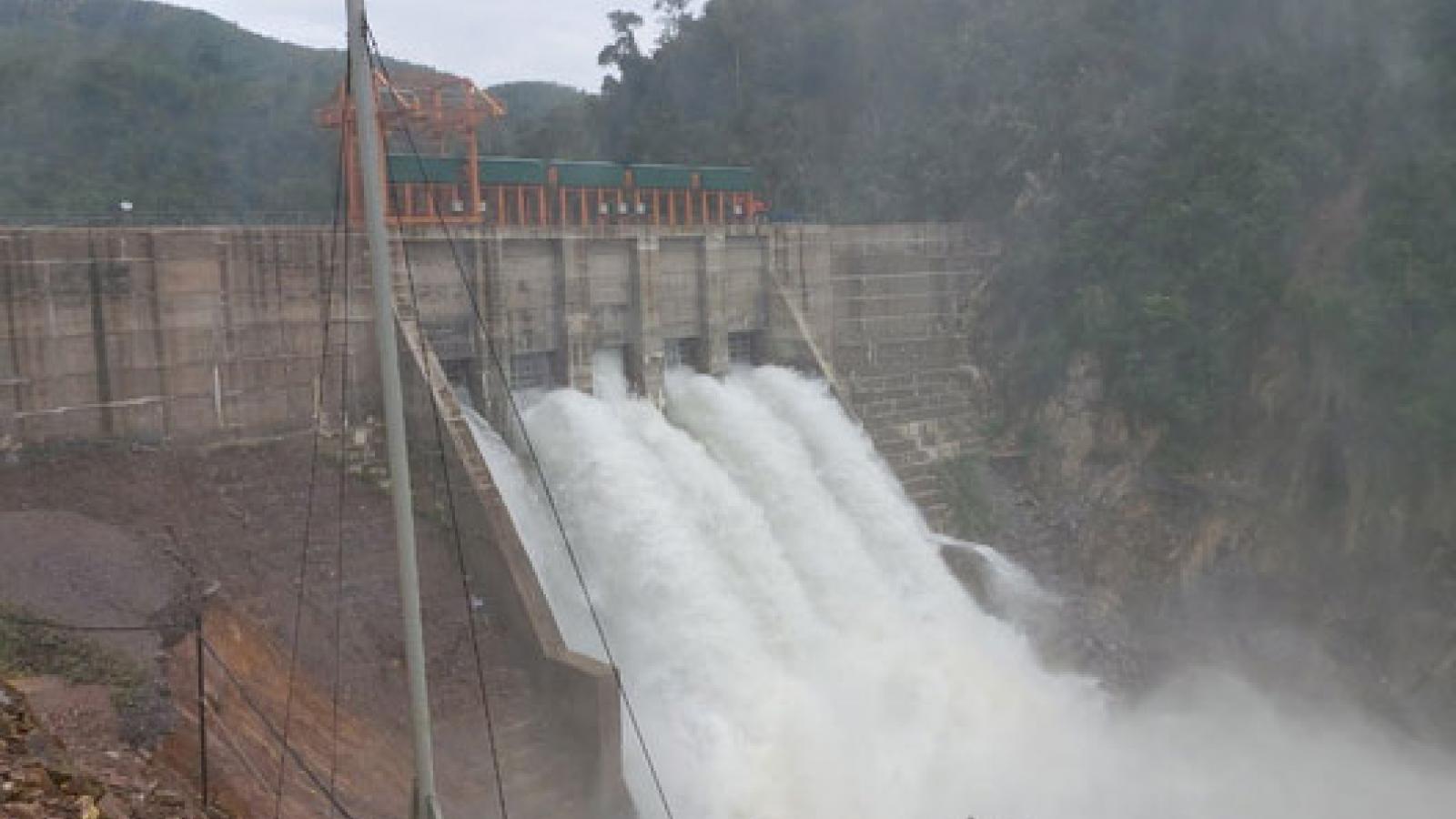 Thừa Thiên Huế:Xử lý nghiêm việc Thủy điện Thượng Nhật tích nước sai phép