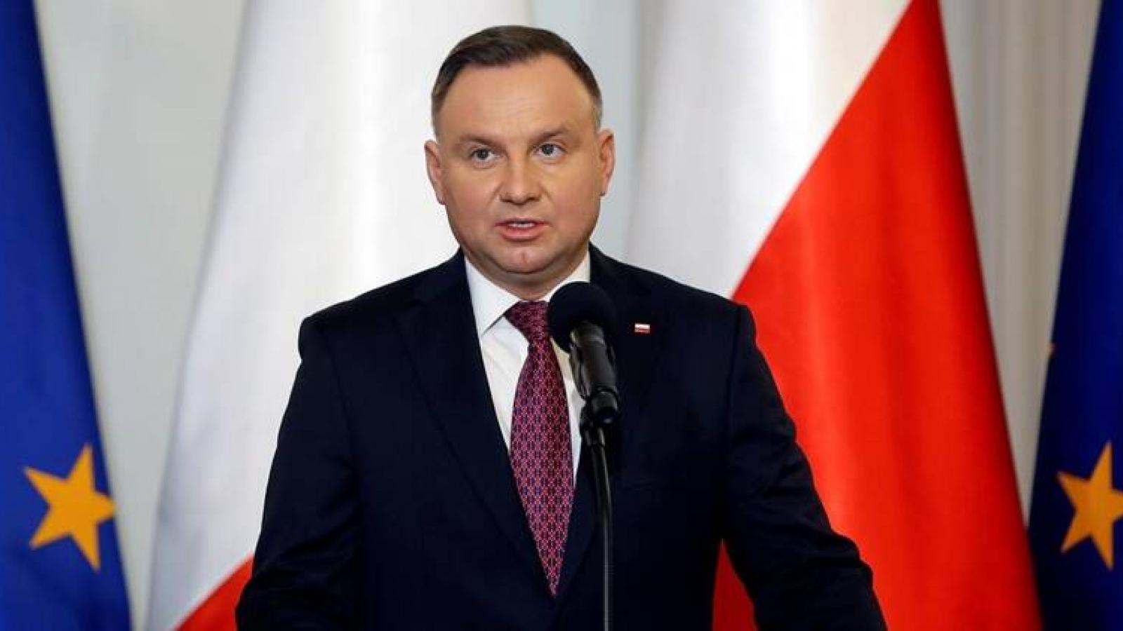 Ba Lan phê chuẩn Thỏa thuận hợp tác quốc phòng với Mỹ