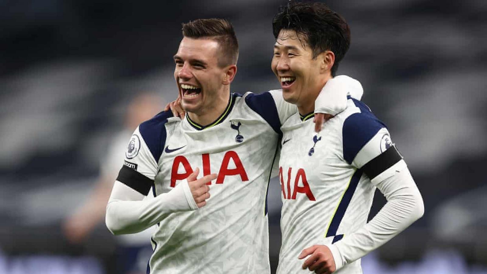 Tottenham 2-0 Man City: Mourinho dạy cho Guardiola một bài học