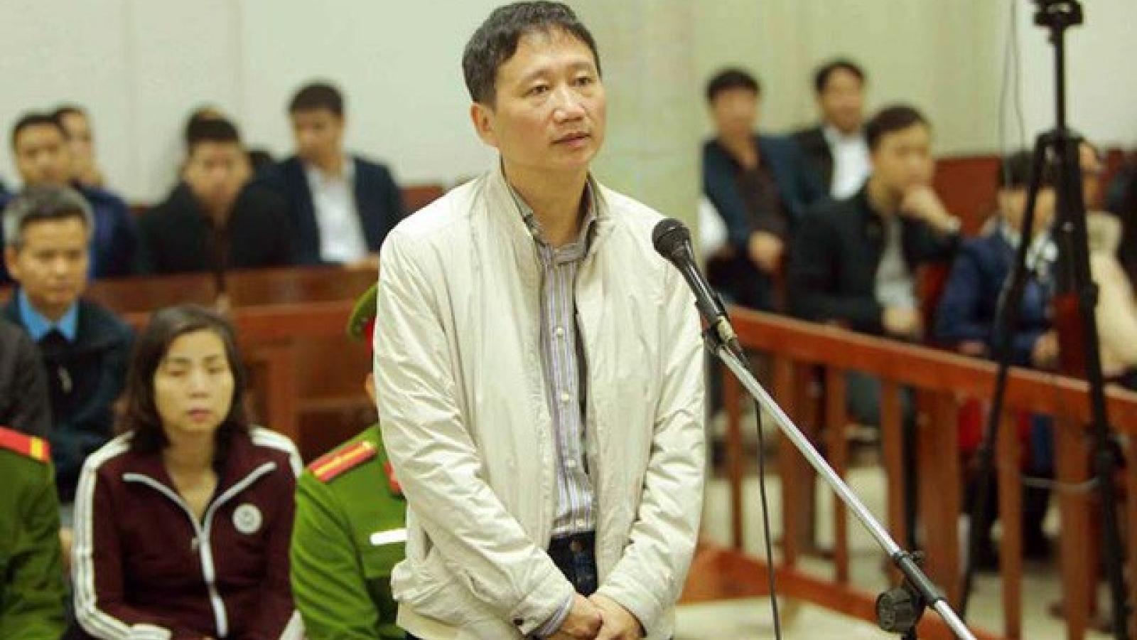 Trịnh Xuân Thanh trục lợi để mua 3.400 m2 đất Tam Đảo, để bố ruột đứng tên