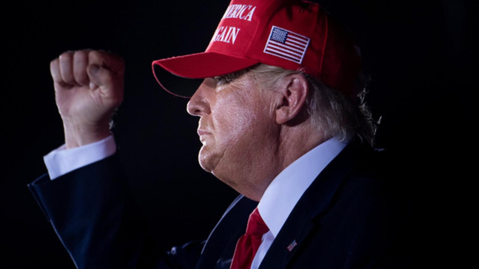 """Donald Trump thất cử nhưng """"chủ nghĩa Trump"""" vẫn có tầm ảnh hưởng lớn"""