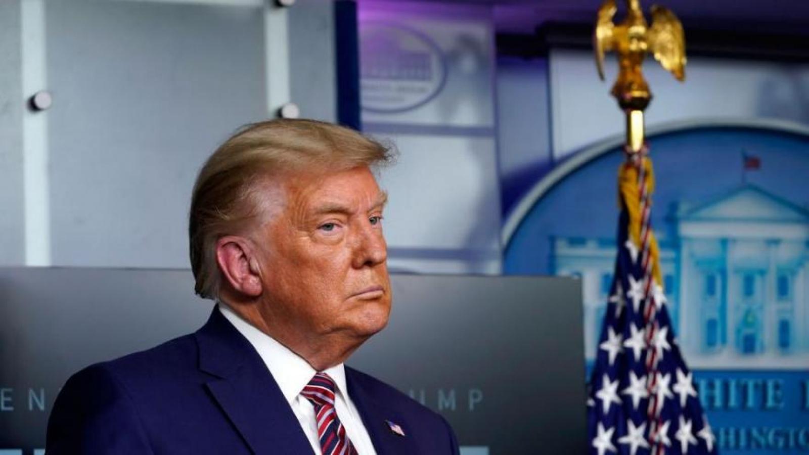 Trump: Hiệp định khí hậu Paris được thiết kế để giết chết nền kinh tế Mỹ