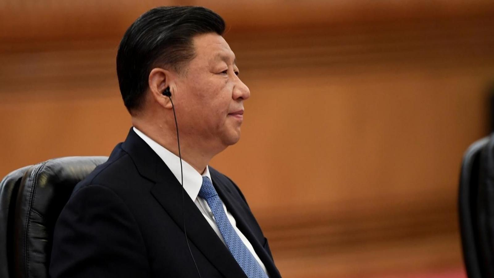 Chủ tịch Trung Quốc Tập Cận Bình điện đàm với Thủ tướng Đức
