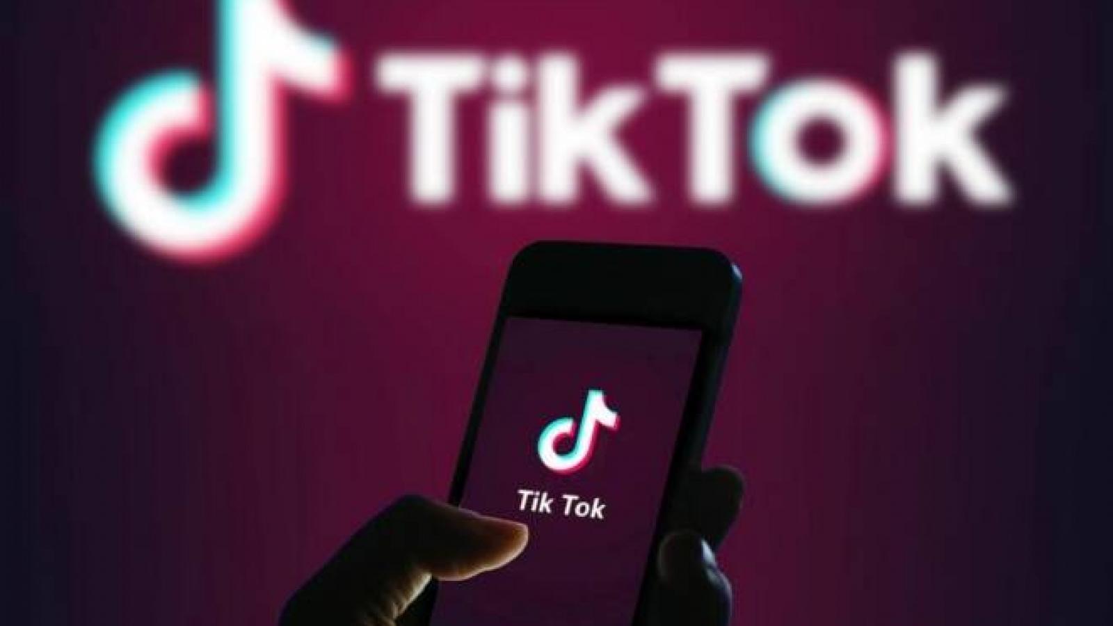Mỹ hoãn thực thi lệnh cấm với TikTok