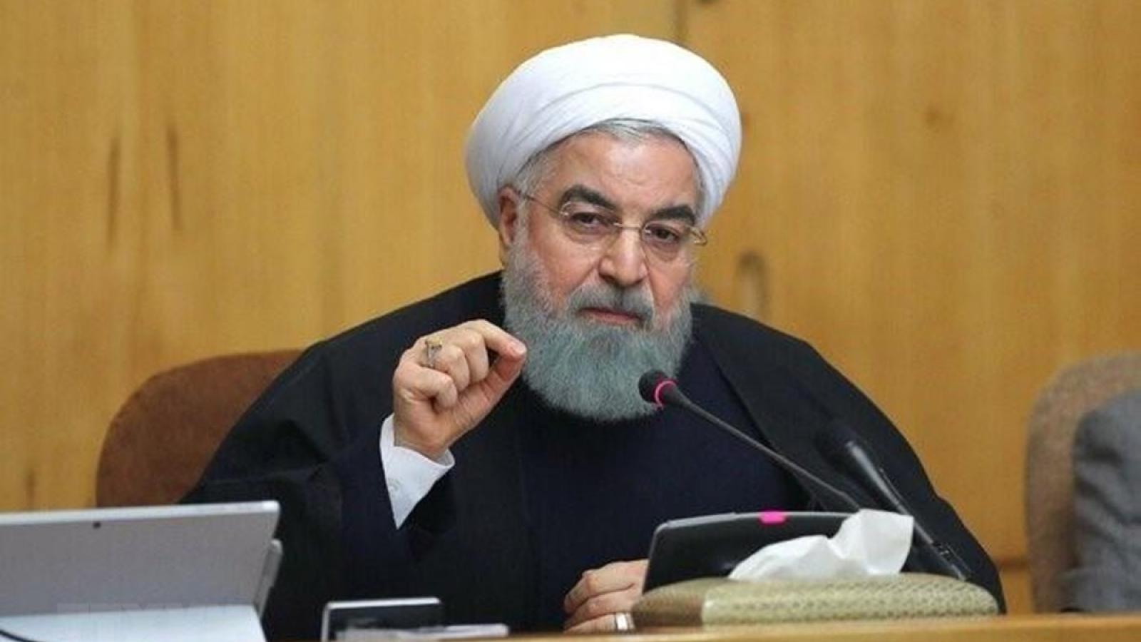 Iran tuyên bố ai đắc cử Tổng thống Mỹ không quan trọng