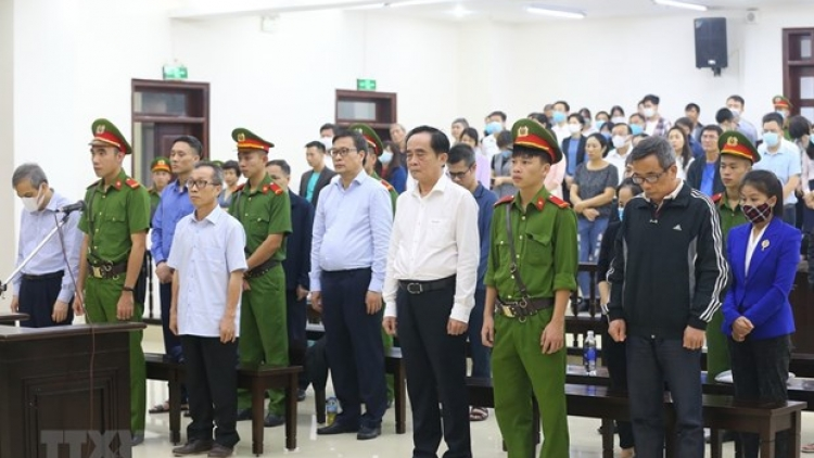 Two former BIDV Deputy General Directors face jail terms totaling 14 and a half years