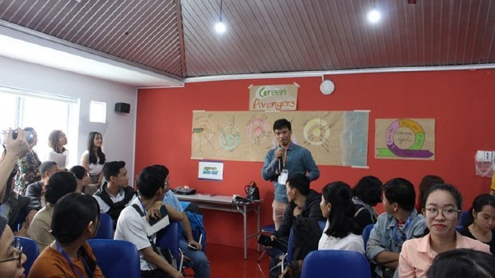UNDP helps Da Nang build circular economy hub