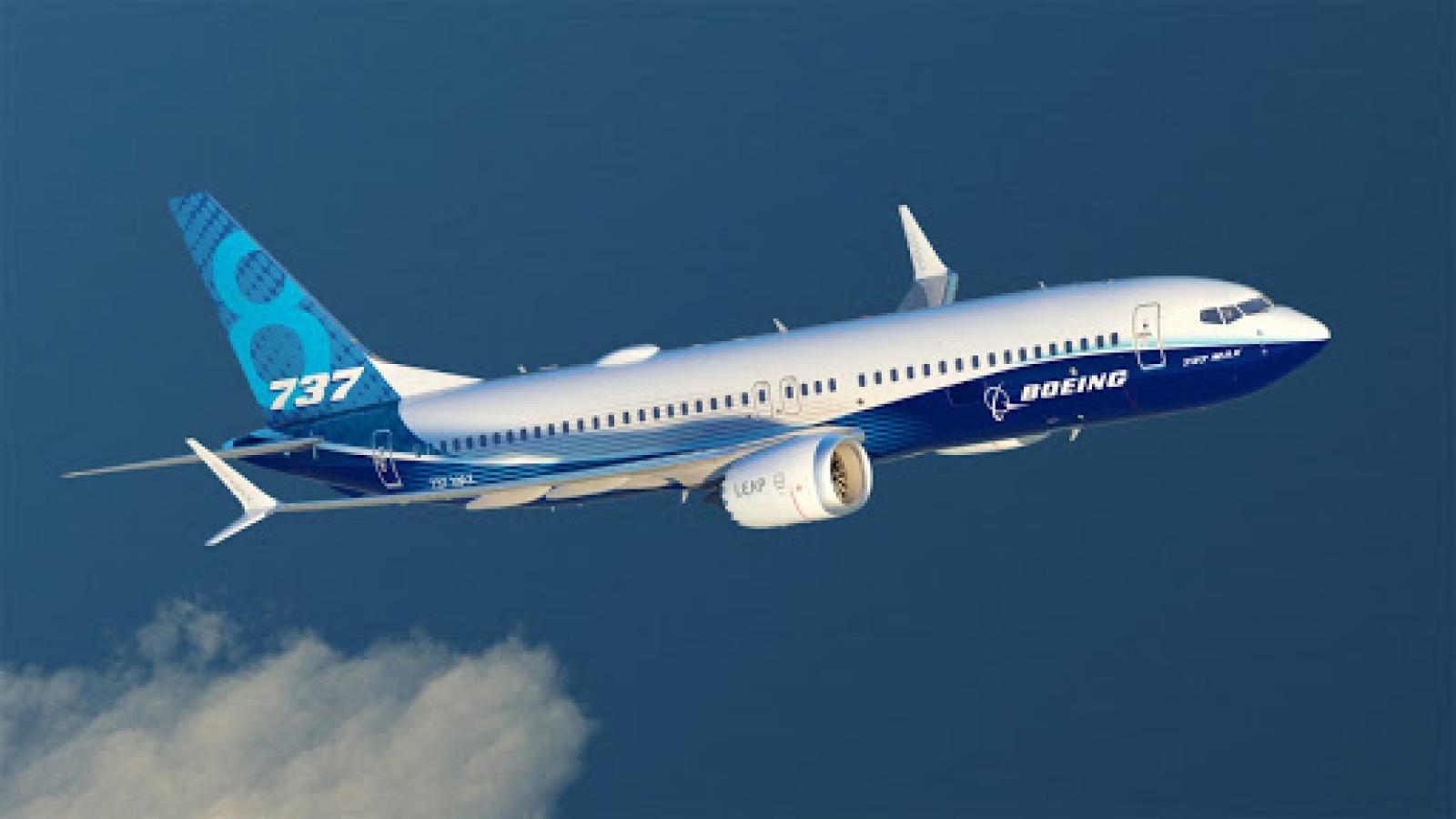 Mỹ cho phép dòng máy bay Boeing 737 MAX hoạt động trở lại