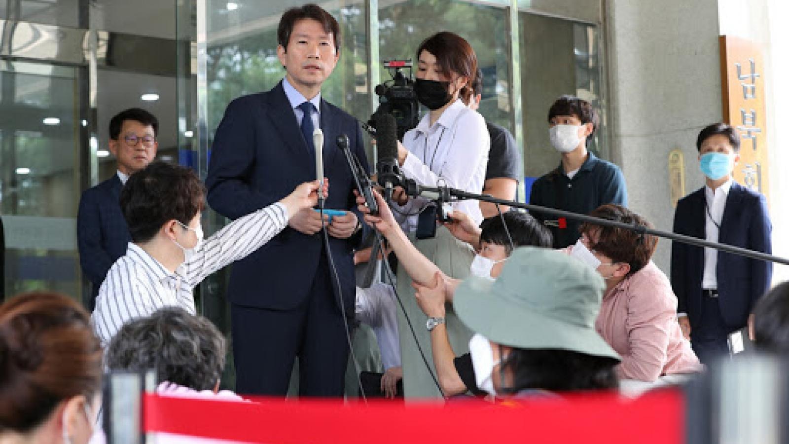 Hàn Quốc đề xuất đối thoại với Triều Tiên khi dịch Covid-19 được kiếm soát
