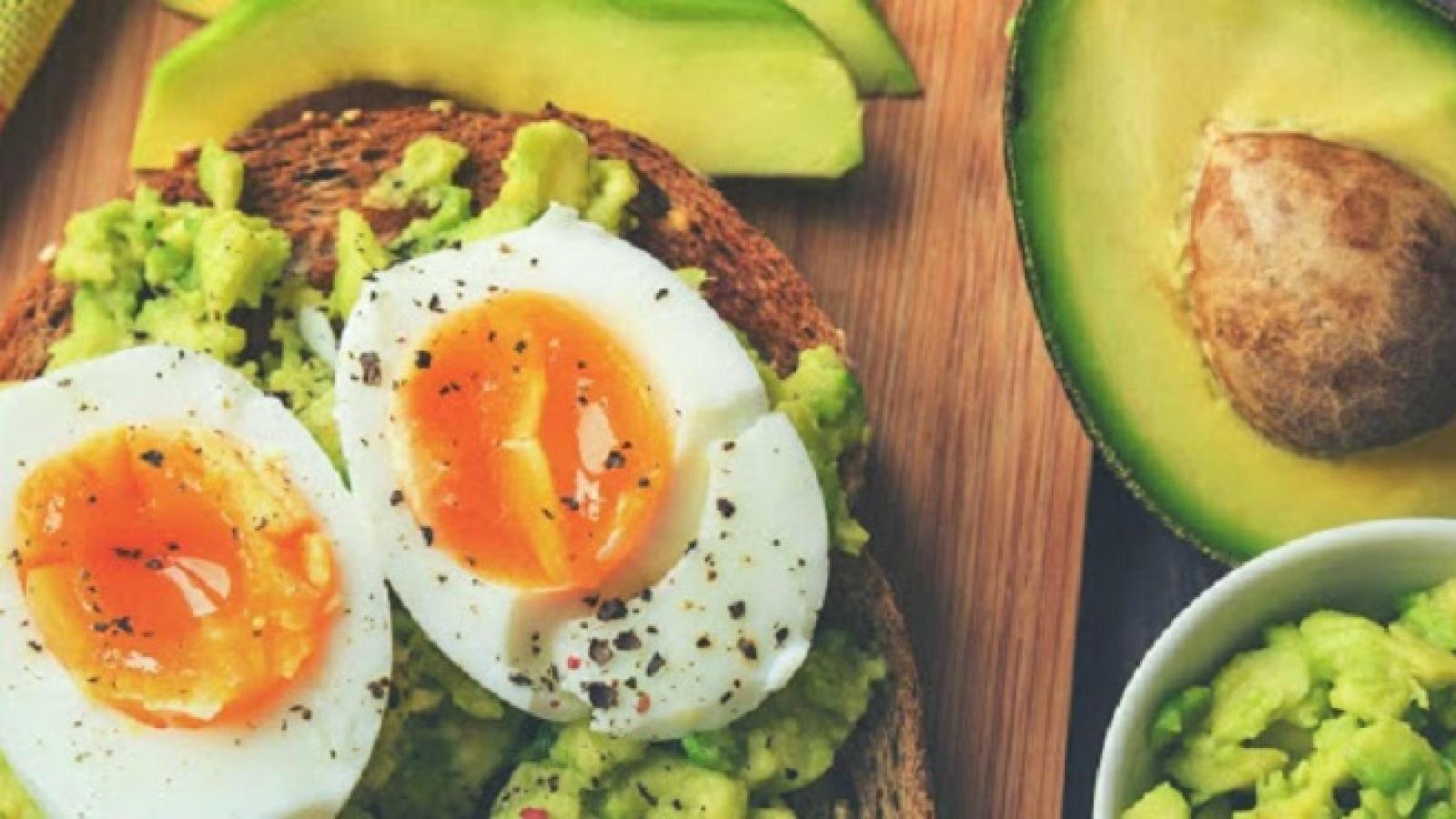 Giảm 7kg trong 1 tuần với thực đơn từ trứng gà luộc