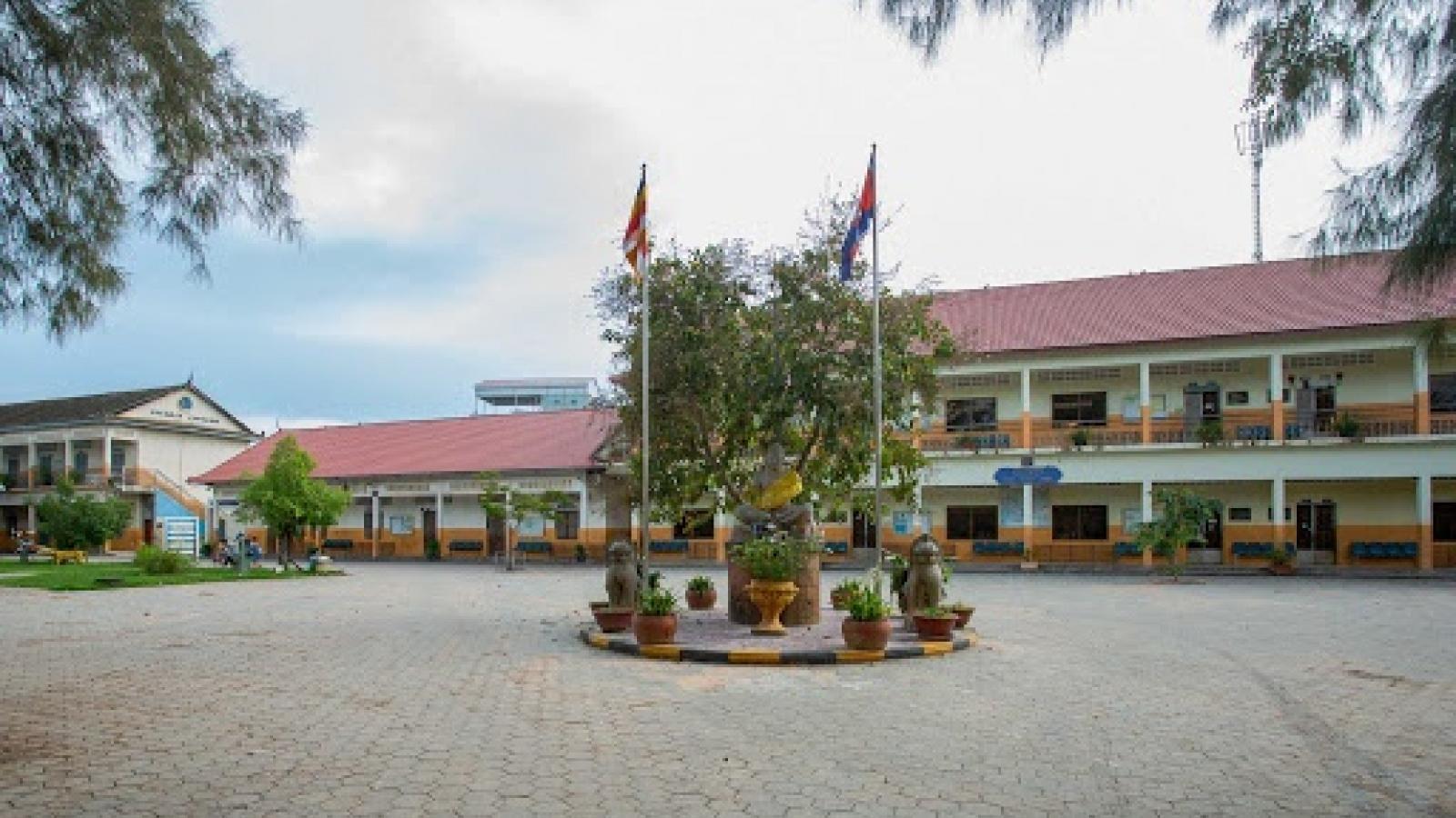 Campuchia đóng cửa tất cả các trường học và trung tâm giải trí vì Covid-19