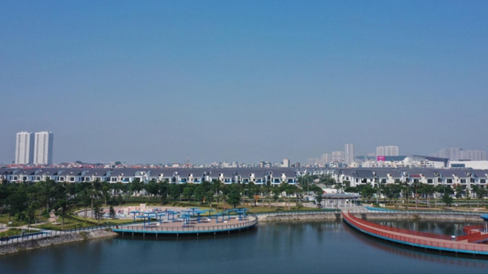 Thị trường bất động sản phía Tây 'bứt tốc':Điểm sáng từ Khu đô thị Dương Nội