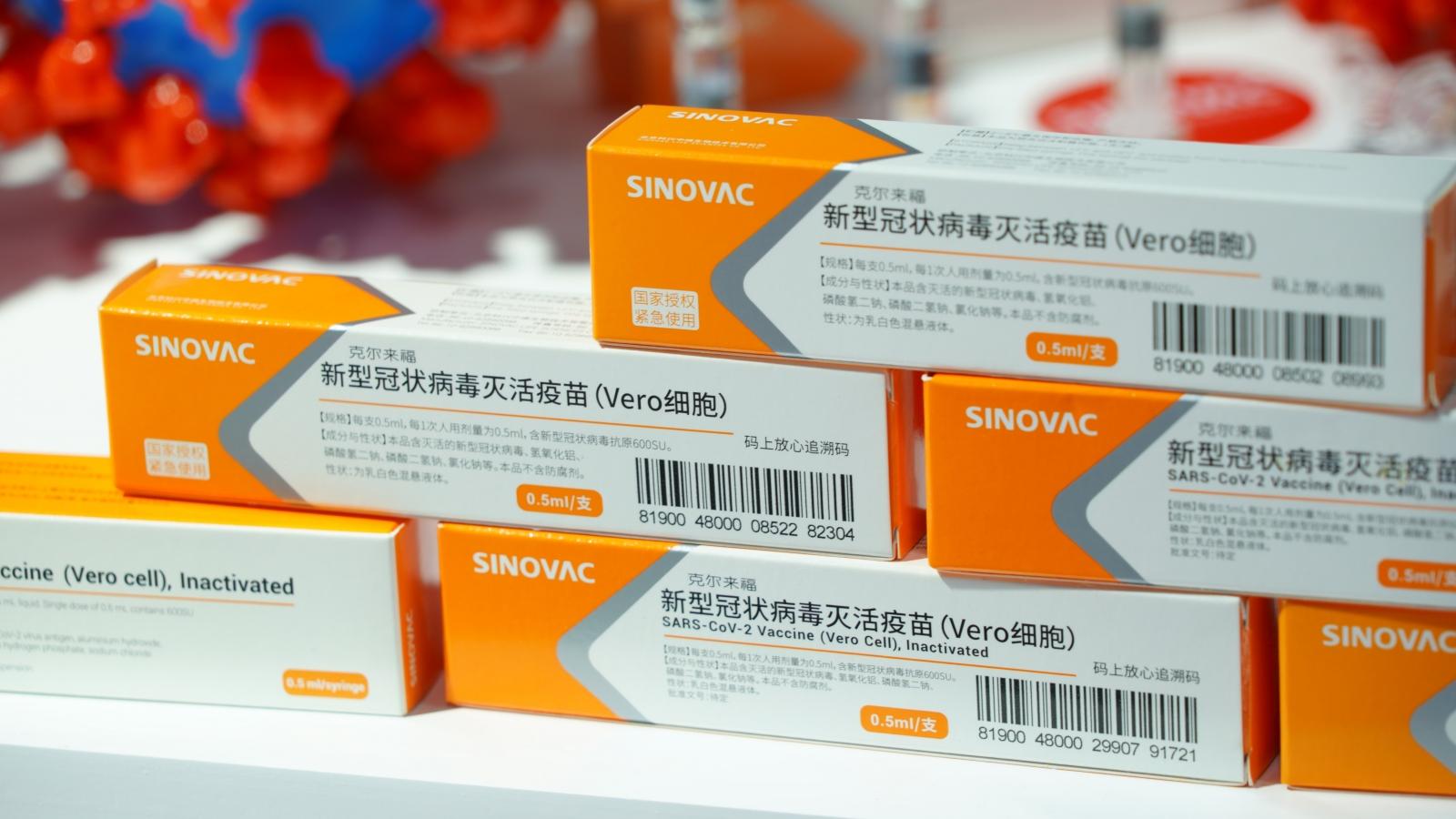 Trung Quốc phủ nhận sự cố ở Brazil liên quan đến vaccine Covid-19 của nước này