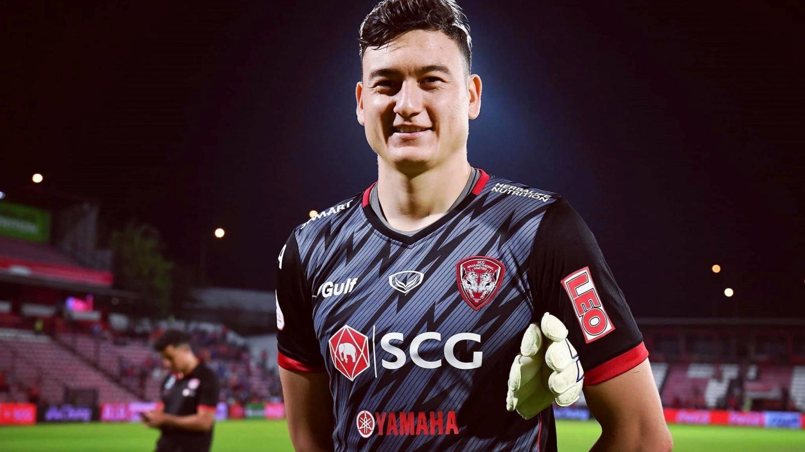 Đặng Văn Lâm không góp mặt trong đội hình Thai League All Stars