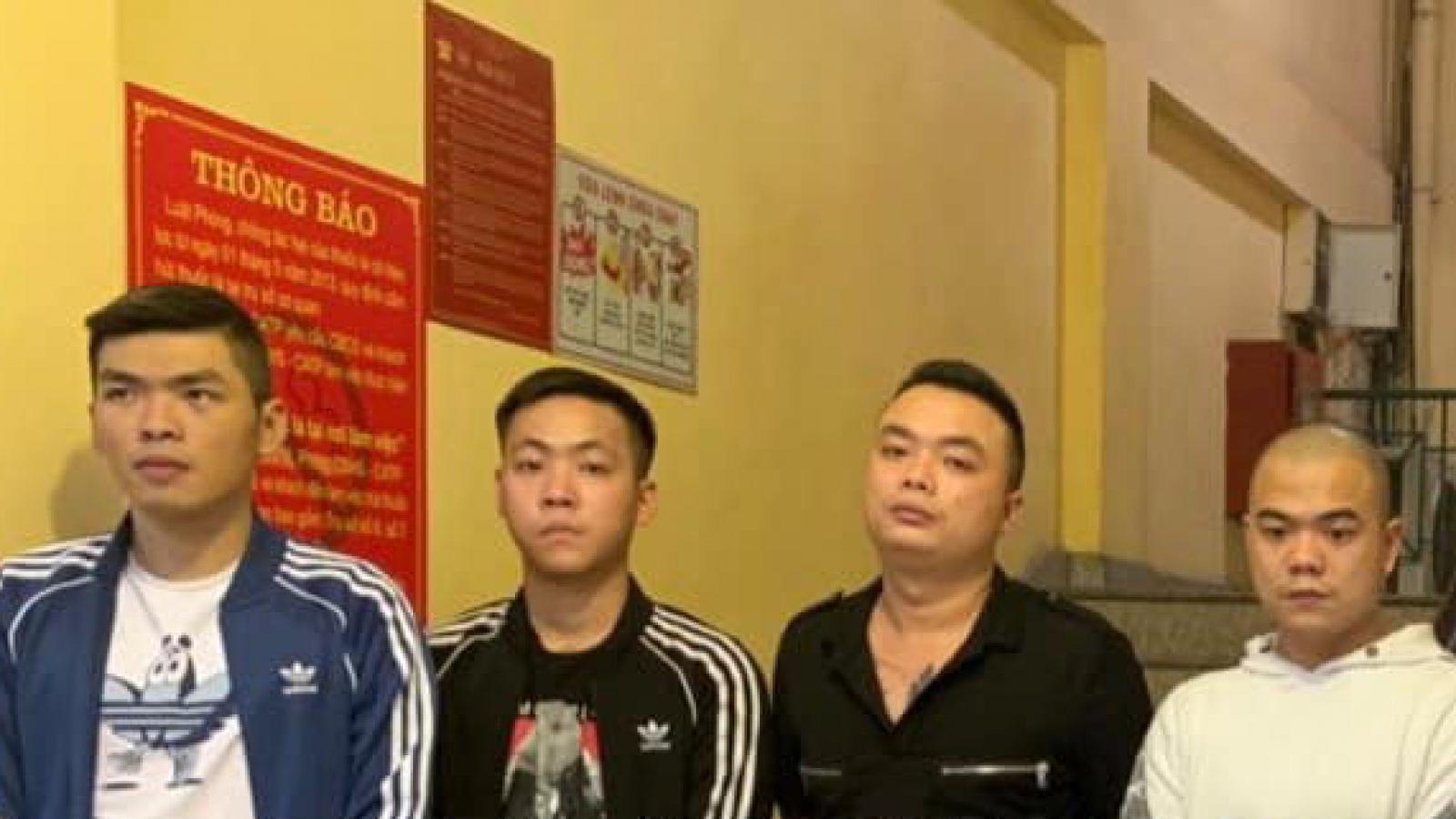 Triệt phá ổ nhóm cho vay nặng lãi có đến 200 người tham gia ở Hà Nội