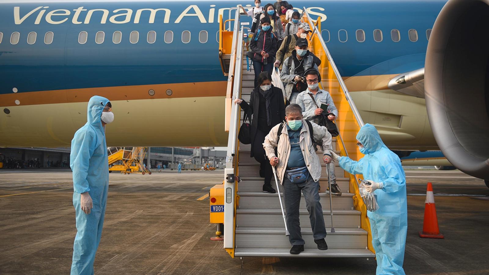 Dừng bay quốc tếsau khi tiếp viên vi phạm quy định cách ly phòng Covid-19